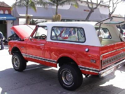 Auto Parts Blazer K5 1972 Craigslist | Autos Post